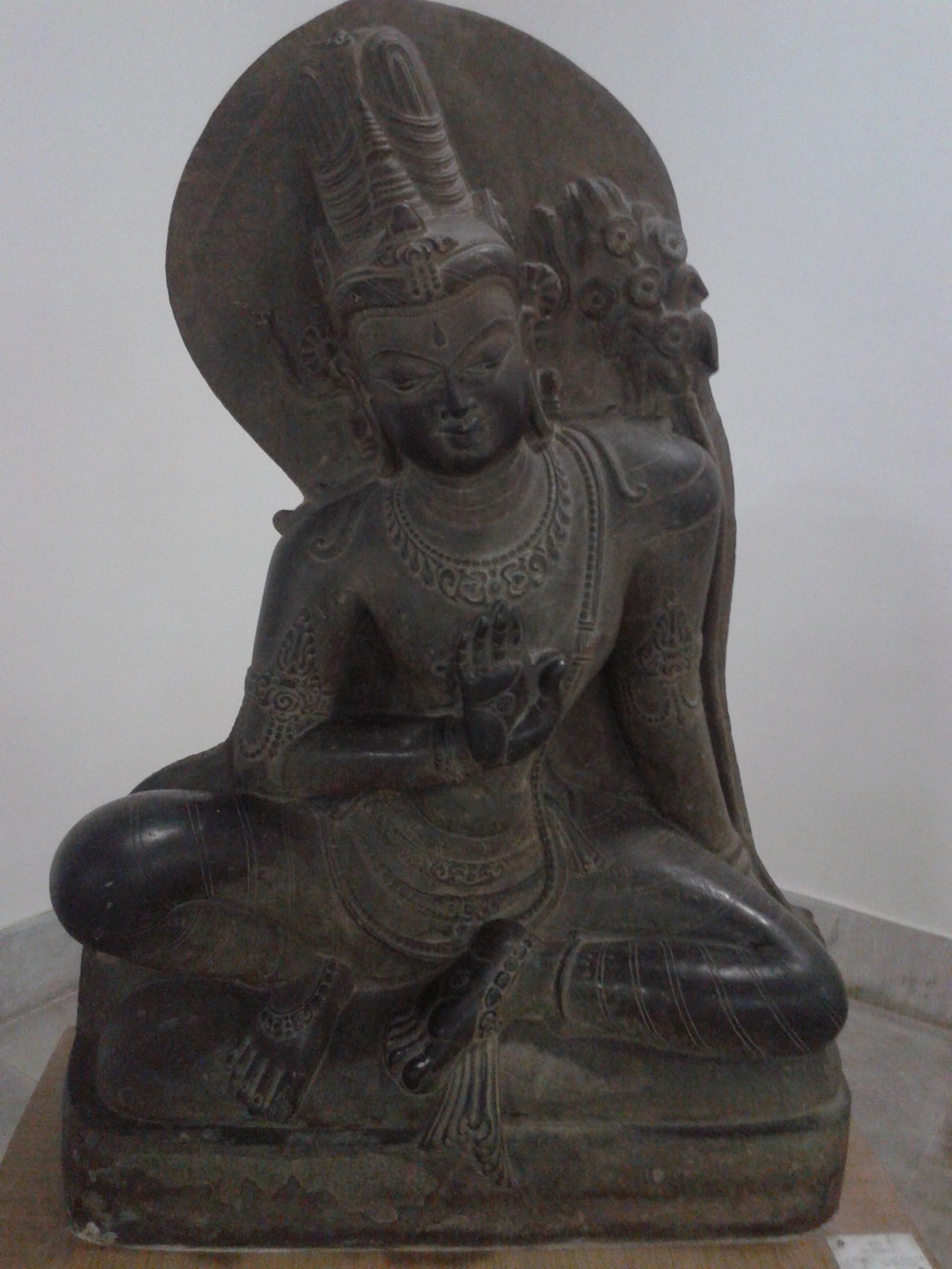 Maitreya.10th cent.vishnupur.gaya