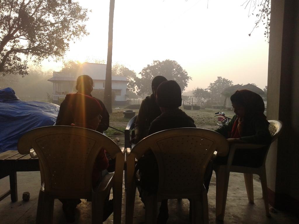 Hamlets of Bihar