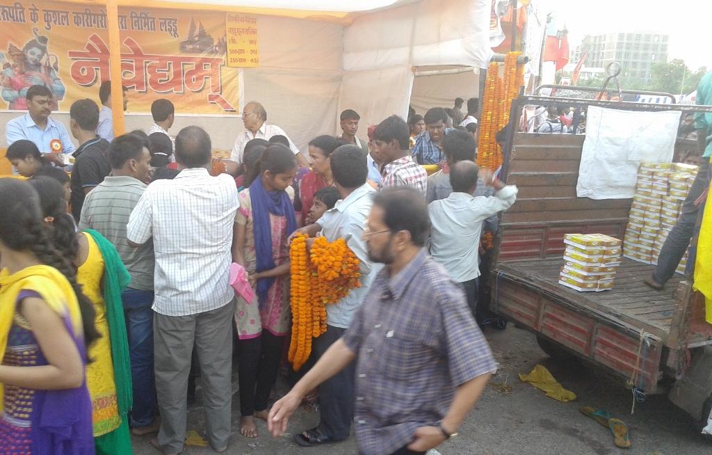 Rama Navami Celebrations at Mahavir Mandir, Patna